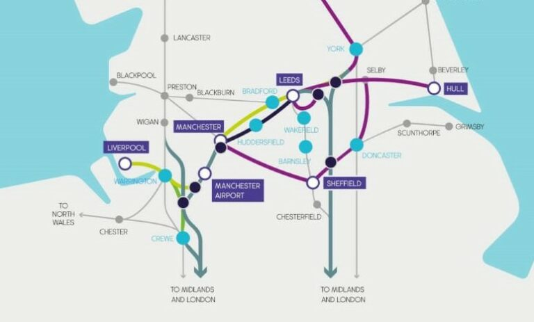 Northern Powerhouse Rail depends on HS2