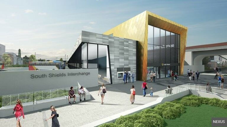 New South Shields Interchange to open 4 August
