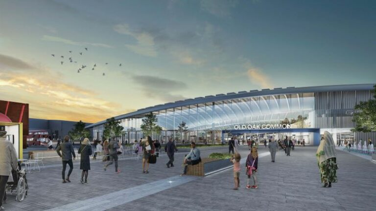 Balfour Beatty Vinci Systra JV to design and deliver HS2 Old Oak Common station