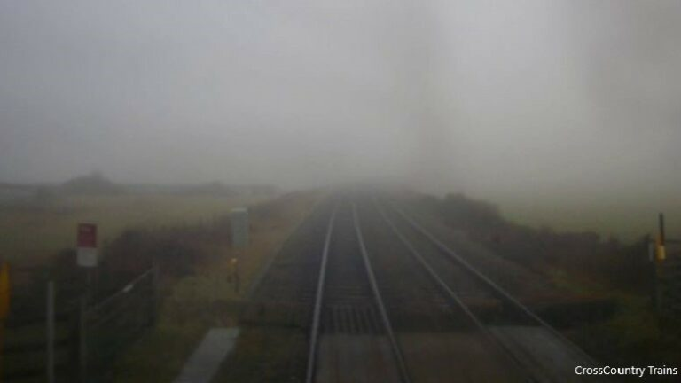 Fatal accident on a level crossing at Tibberton, Worcestershire