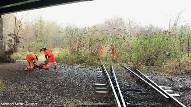 West Midlands proposes re-opening disused railway lines to tackle climate change