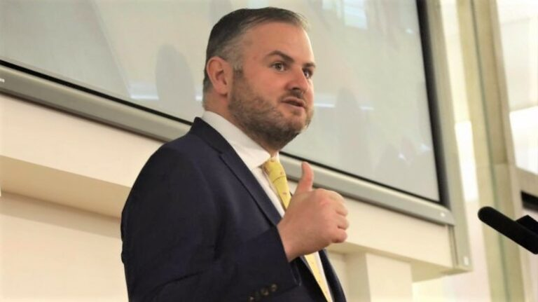 Minister speaks on HS2 and Northern Powerhouse Rail
