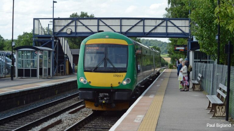 West Midlands Railway suspends services to five stations