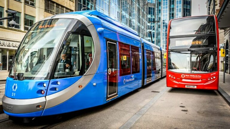 West Midlands NHS workers can travel free on trams and buses