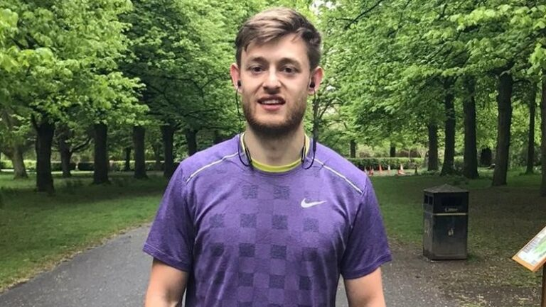 Walking for NHS – TPE manager attempts 150,000 steps in one day