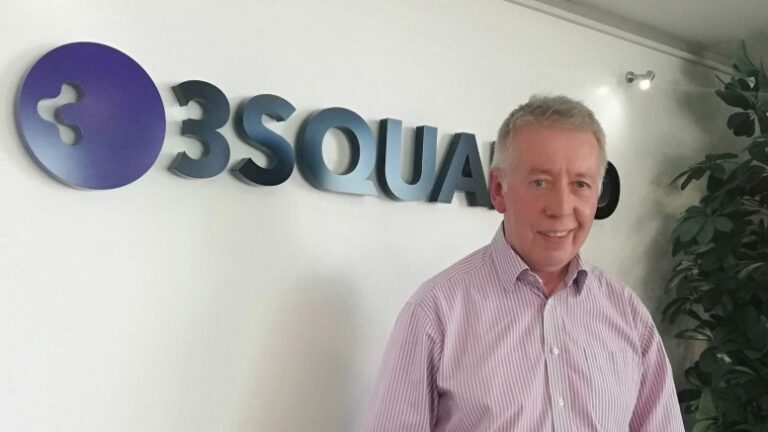 John Hickling takes up new role of client partnership director at 3Squared