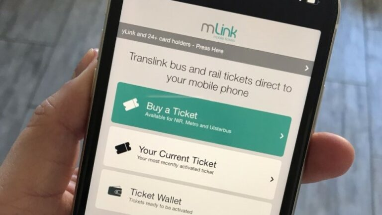 More contactless ticketing options for Northern Ireland