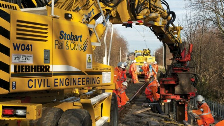 Stobart Group to pull out of Rail & Civils – UPDATED