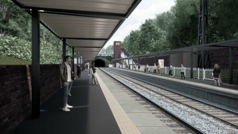 New Moseley railway station receives approval