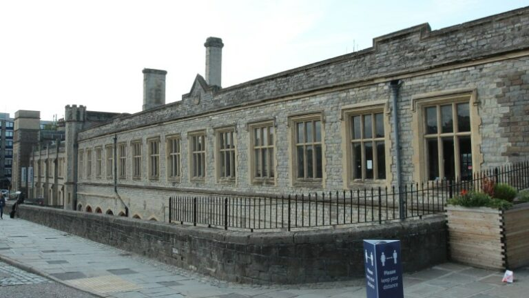 Brunel's 'Bristol Old Station' now in Network Rail ownership