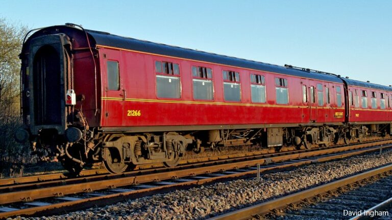ORR consults on the continued operation of Mark 1 coaches and stock without central door locking
