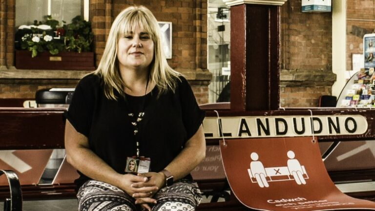 New Community Rail Officer for Conwy Valley