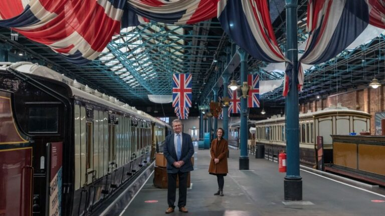 National Railway Museum's Station Hall to be refurbished