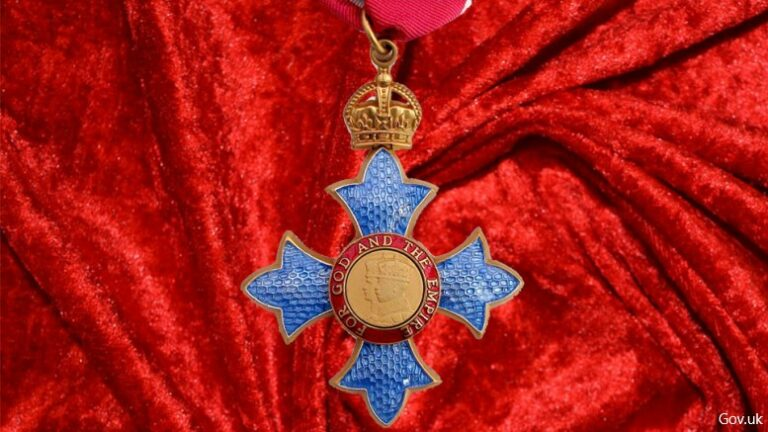 Railway industry personnel in New Year's Honours List