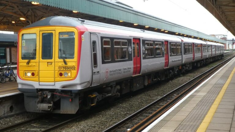 Improved trains for passengers in Wales and Borders