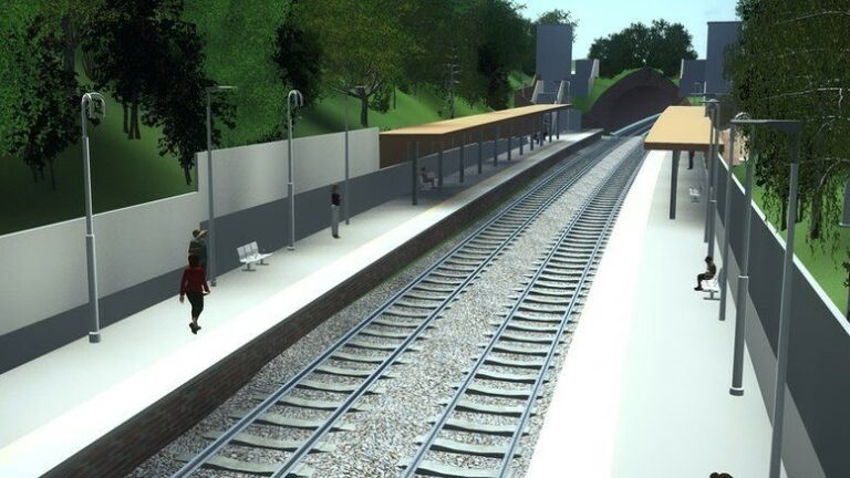 Budget approved for Birmingham's Camp Hill line