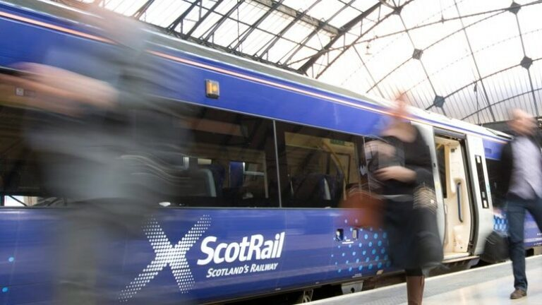"""ScotRail """"disappointed"""" as conductors vote to strike"""