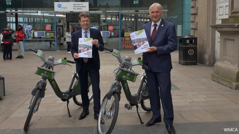 West Midlands unveils travel plans for Commonwealth Games 2022