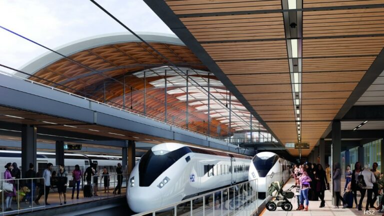 Turner &Townsend to be HS2's Procurement Delivery Partner