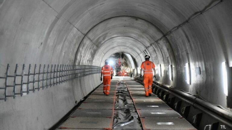 Underground line to close for 17 weeks as major upgrade completes