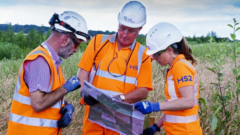 Backing given to rail-relevant ecology accreditation by HS2