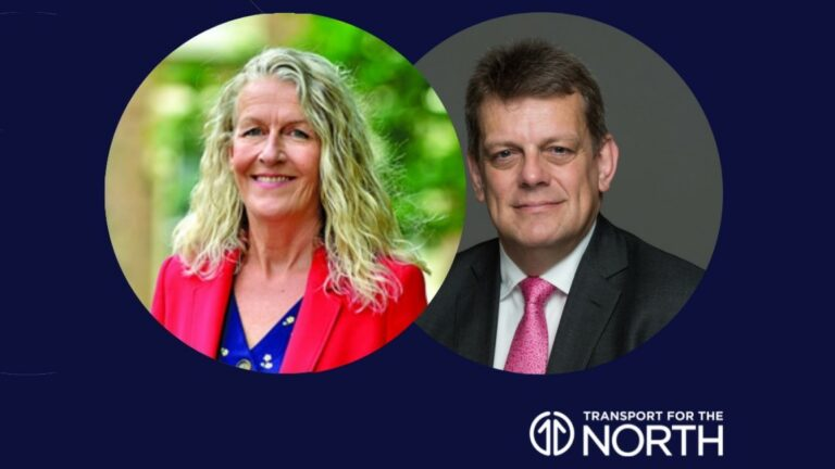 Two senior appointments at Transport for the North
