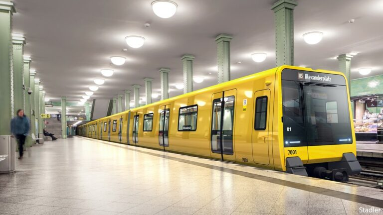 Westermo to supply communications technology for new Berlin U-Bahn trains