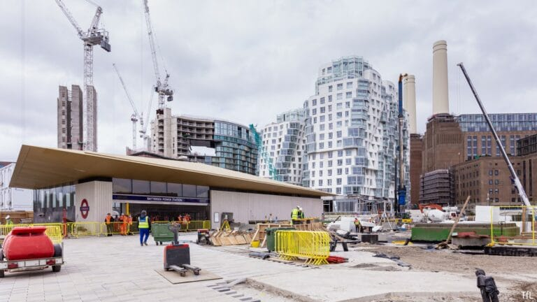 Northern line extension ready to open