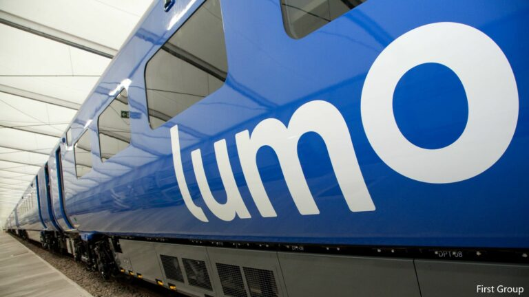 Electric train service hopes to spark new interest in rail between London and Edinburgh